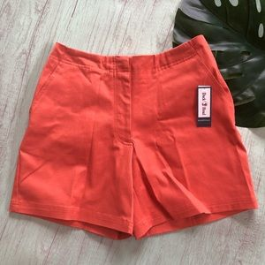 Duck Head Flat Front Shorts Size 6